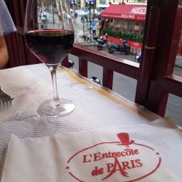 Entrecôte de Paris – Paris, France