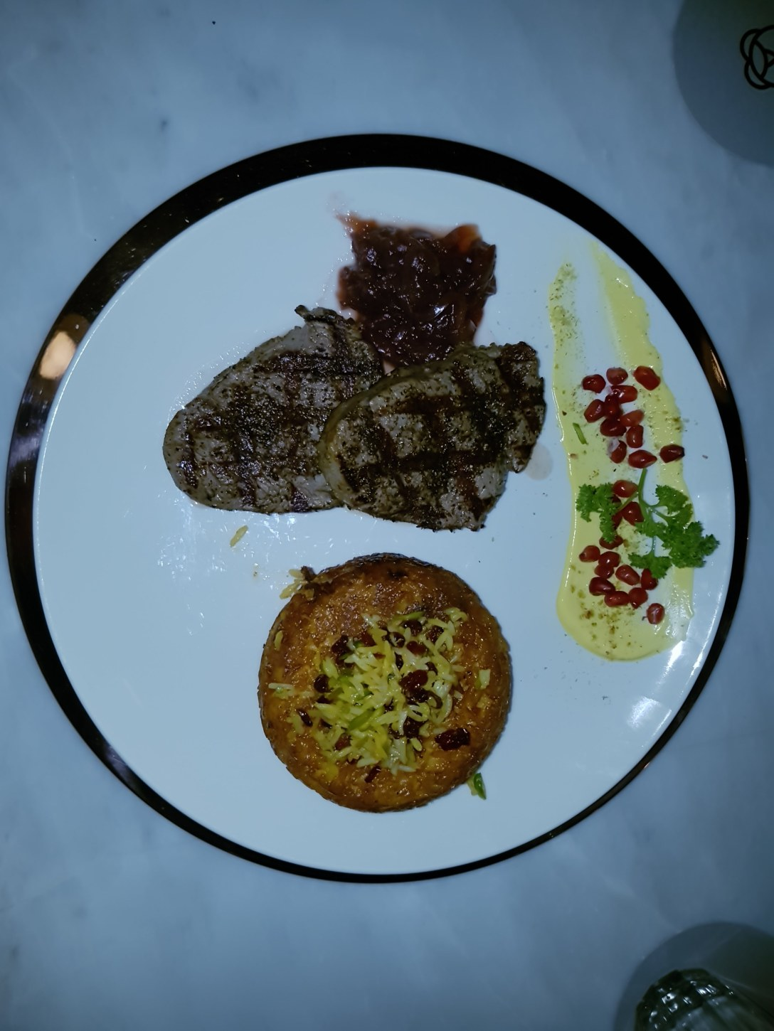 Boomi (Persian Kitchen) – Melal Boutique Mall, Elahieh, Tehran ...