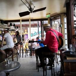 Café Boheme – Soho, London
