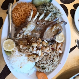 Kabab Zarzour – Baghdad